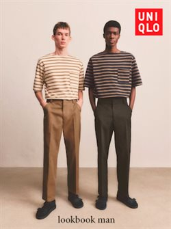 Uniqlo catalogue ( 2 days ago )