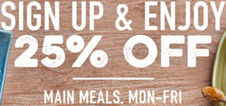 Harvester coupon in Liverpool ( 24 days left )