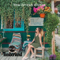 Timberland offers in the Ealing catalogue