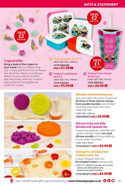 Stamps offers in the The Book People catalogue in London