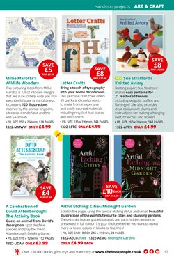 Pencils offers in the The Book People catalogue in London