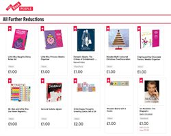 Books & Stationery offers in the The Book People catalogue in Birmingham ( Expires today )