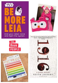 Books & Stationery offers in the The Book People catalogue ( 3 days left)