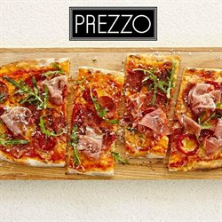 Prezzo offers in the Glasgow catalogue