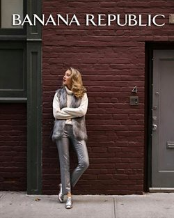 Banana Republic offers in the London catalogue