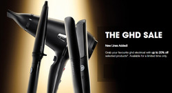 GHD offers in the London catalogue