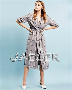 Jaeger offers in the London catalogue