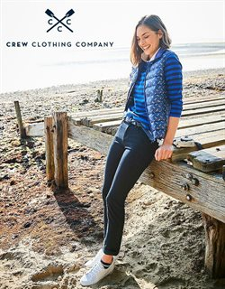 Crew Clothing offers in the London catalogue