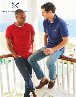Crew Clothing offers in the Oxford catalogue