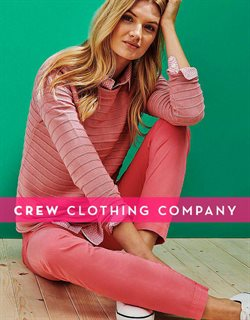 Crew Clothing offers in the Bristol catalogue