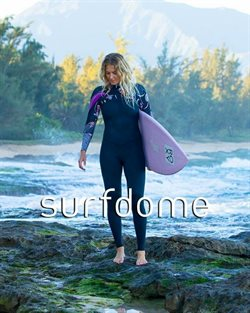 Sport offers in the Surfdome catalogue in Brighton ( More than a month )