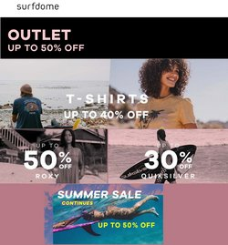 Sport offers in the Surfdome catalogue ( 30 days left)