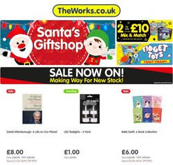 Toys & Babies offers in the The Works catalogue ( Expires today)