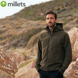 Millets offers in the Millets catalogue ( More than a month)