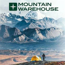 Sport offers in the Mountain Warehouse catalogue in Norwich