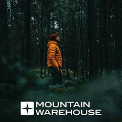Mountain Warehouse catalogue ( 26 days left )