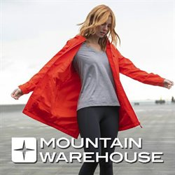 Sport offers in the Mountain Warehouse catalogue in Bournemouth ( 15 days left )