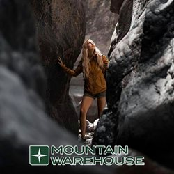 Sport offers in the Mountain Warehouse catalogue in Brighton ( 18 days left )