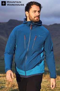 Sport offers in the Mountain Warehouse catalogue ( More than a month)