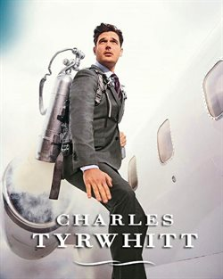 Charles Tyrwhitt offers in the Glasgow catalogue