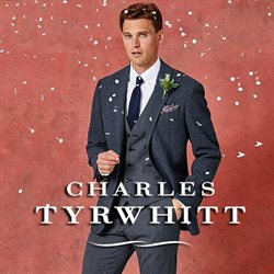 Charles Tyrwhitt offers in the Edinburgh catalogue