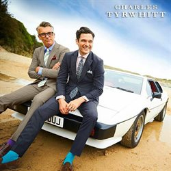 Charles Tyrwhitt offers in the London catalogue
