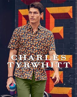 Charles Tyrwhitt catalogue in Wakefield ( 14 days left )