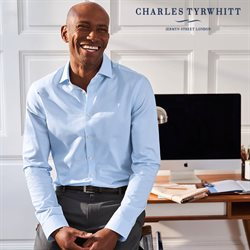 Clothes, Shoes & Accessories offers in the Charles Tyrwhitt catalogue in Sheffield ( More than a month )