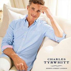 Charles Tyrwhitt offers in the Charles Tyrwhitt catalogue ( 22 days left)