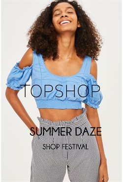 Topshop offers in the Liverpool catalogue