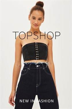 Topshop offers in the Oxford catalogue