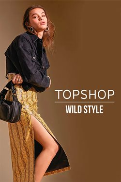 TOPSHOP offers in the London catalogue