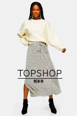 TOPSHOP catalogue in Hastings ( More than a month )