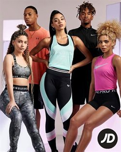 Sport offers in the JD Sports catalogue in London