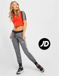 Sport offers in the JD Sports catalogue in Birmingham