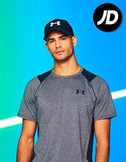 JD Sports catalogue in London ( 8 days left )