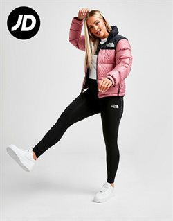 JD Sports catalogue in London ( Expired )
