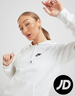 JD Sports catalogue in London ( More than a month )