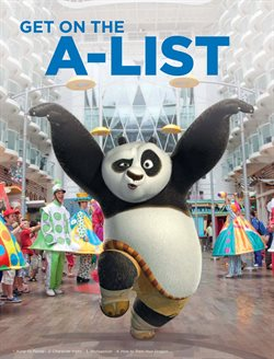 Panda offers in the Royal Caribbean catalogue in London