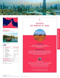 Safari offers in the Royal Caribbean catalogue in London