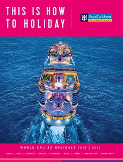 Royal Caribbean catalogue ( More than a month )