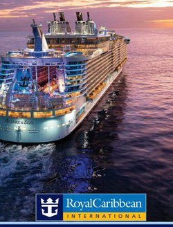 Travel offers in the Royal Caribbean catalogue ( More than a month)