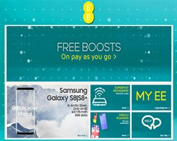 EE offers in the London catalogue