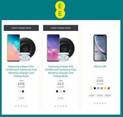 Wireless offers in the EE catalogue in Stoke-on-Trent