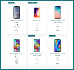Offers of IPhone 8 in EE