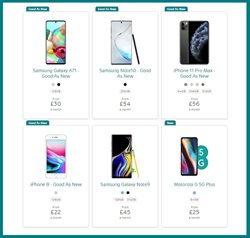 EE catalogue in London ( More than a month )