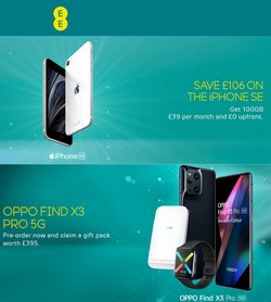 Electronics offers in the EE catalogue in Newport ( Expires tomorrow )
