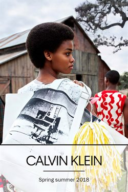 Calvin Klein offers in the London catalogue