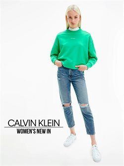 Calvin Klein catalogue ( More than a month )