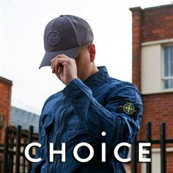 Choice offers in the London catalogue